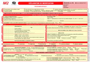 Modifications ou dissolution de votre entreprise : le Cabinet M&B FORMA-CONSEIL vous accompagne ! declaration-de-modification-d-une-entreprise-personne-morale-m2-571-300x211